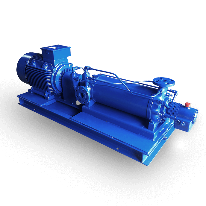 Multistage – High pressure centrifugal pump