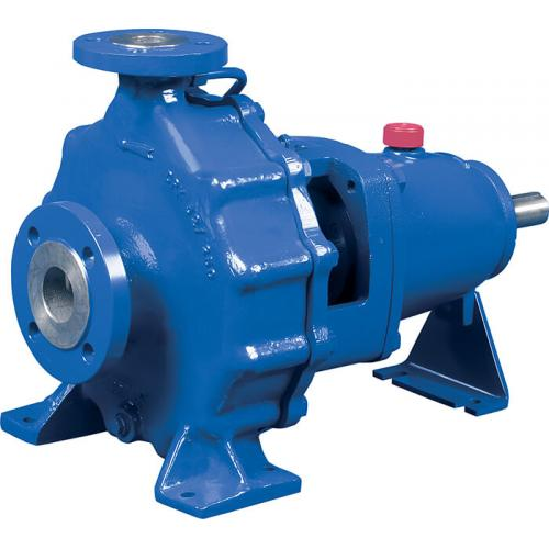 Horizontal centrifugal pump - ISPK