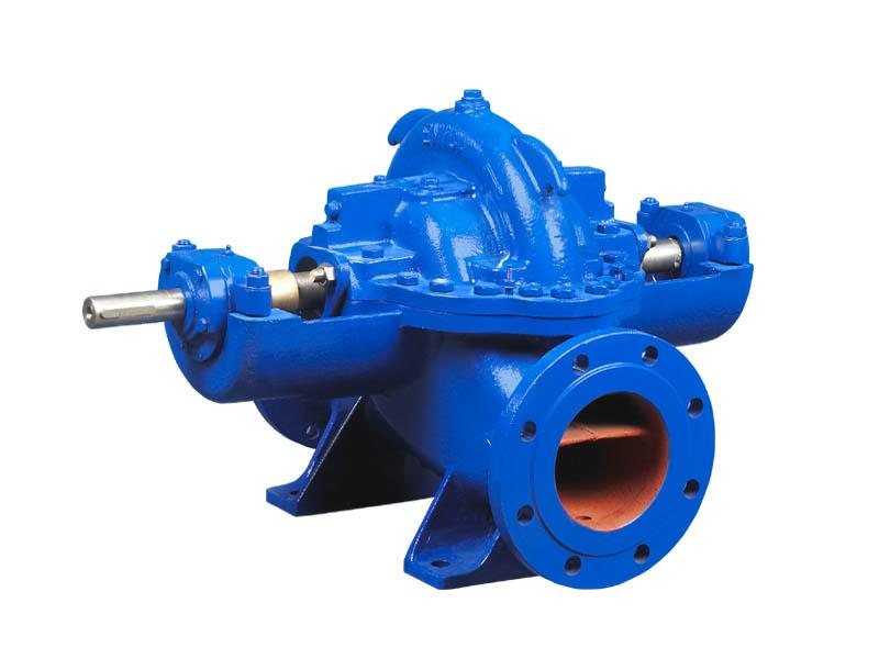 Split case centrifugal pump - RDL